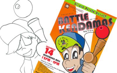 Windward Mall: Battle of the Kendamas